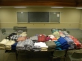 Example of stolen merchandise recovered in past years.