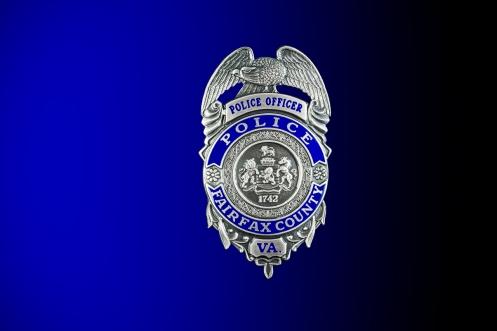 Blue Gradient Badge