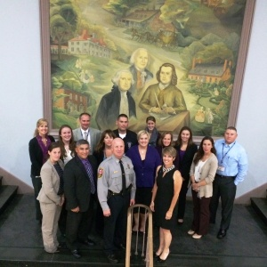 Group of detectives and staff dedicated to increasing awareness and prevention of domestic violence in Fairfax County.