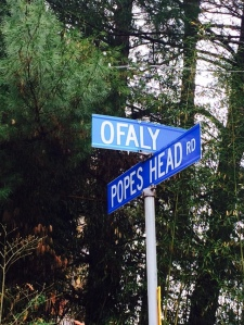 Popes Head Road & Ofaly Road