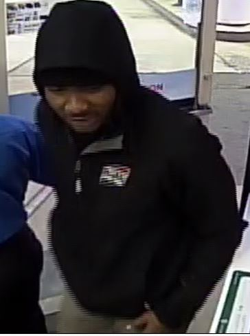 Holly Rd Exxon Robbery Suspect 2