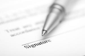 Signature,dd