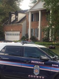 072716 house fire, death fairfax hunt rd