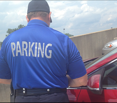 New Uniforms For Parking Enforcement Officials Fairfax