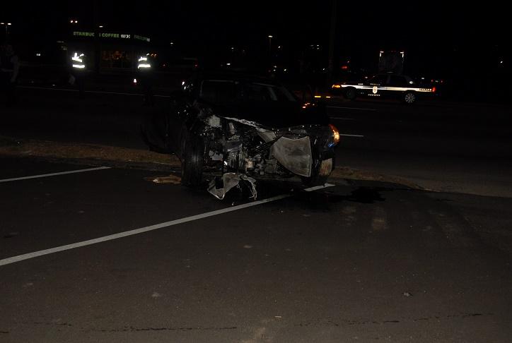 Cruiser Crash Results In Dwi Arrest Fairfax County