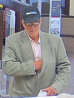 041817 Wells Fargo Bank Robbery Suspect 2