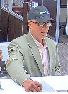 041817 Wells Fargo Bank Robbery Suspect 3