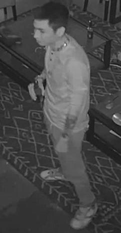 042417 brandishing suspect 1, LeWalt