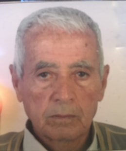 Missing elderly man