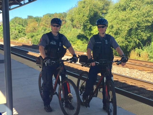 train bike team