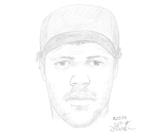 Fairfax County Detectives are releasing a composite sketch of a man they believed was involved in the possible attempted abduction of a child in the Alexandria, Virginia area of Fairfax County.