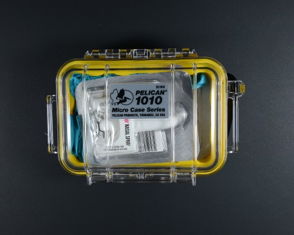 Narcan kits will contain two doses of nasal naloxone and two sets of gloves