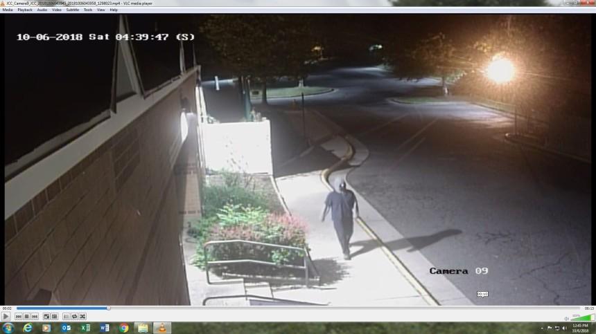 JCC Suspect