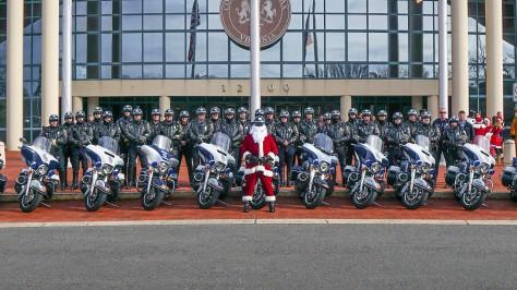 Santa's Ride 2017