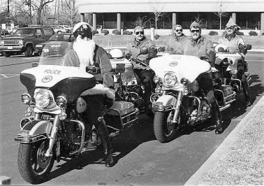 Santa's Ride: the early years